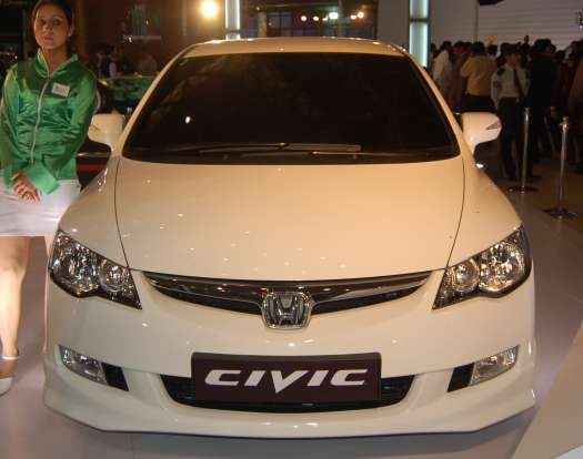 41+ Civic Car on Road Price Gratis