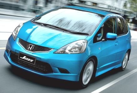 honda jazz india selec edition