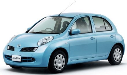 Nissan Micra / March