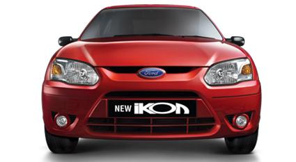 new ford ikon photo