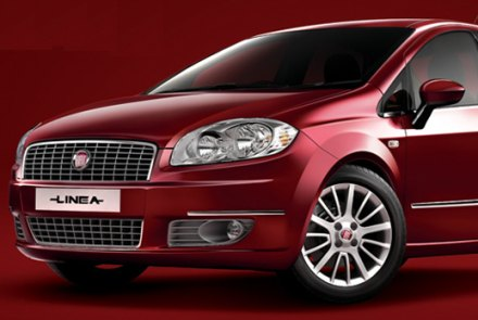 Fiat Linea photo: Well put-together!