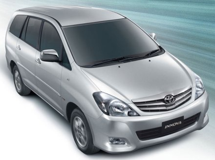Inova  Photo on Toyota Cars In India Models And Prices  Buyers Guide For Toyota