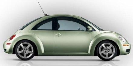 Volkswagen Beetle at Auto Expo