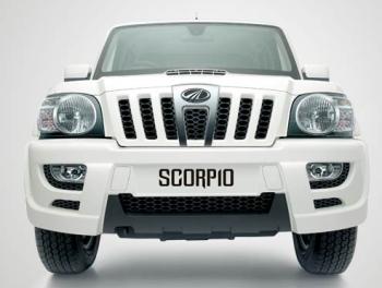 Photo: The new Global SUV will be positioned anobe Mahindra Scorpio