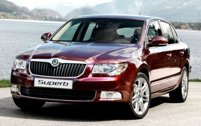 Skoda Superb diesel photo