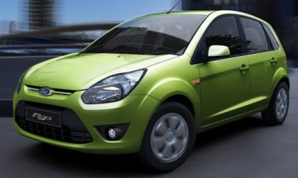 Ford Figo front photo