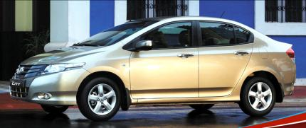 Photo: New Honda City now in Elegance and Inspire trims, S and V AT variants