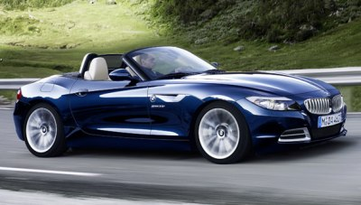 Photo:BMW Z4 Roadster SDriver35i