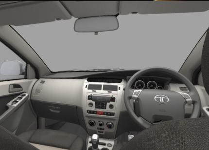 Tata Indigo Manza interior photos