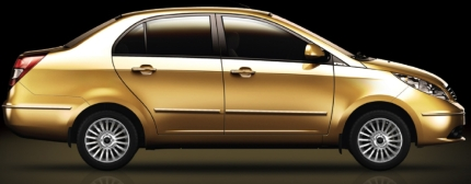 Tata Manza photo: Looks good, doesn't she?