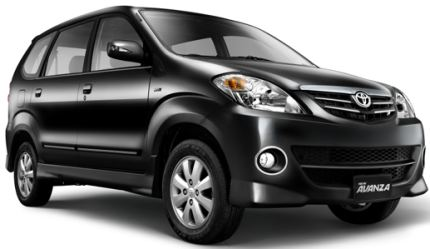 Toyota Avanza - another photo