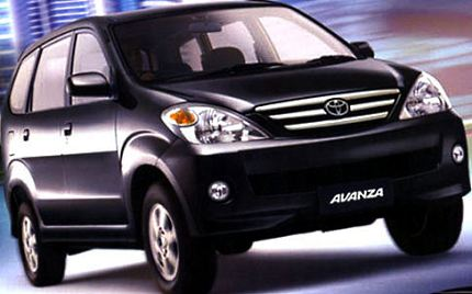Toyota Avanza MPV may be unveiled at Auto Expo 2010