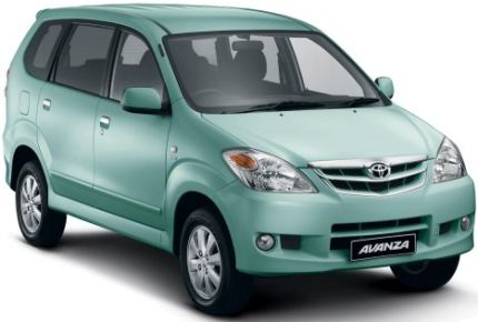 2009 Toyota Avanza: Possible India launch?