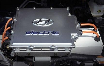 hyundai i10 electric motor