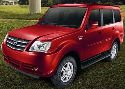 Photo: New Tata Sumo Grande MK II