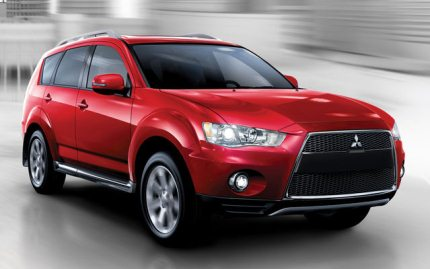 2010 mitsubishi outlander india launch soon