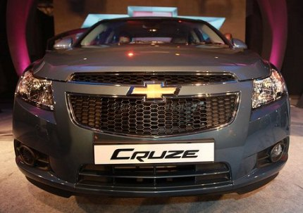 Chevrolet Cruze Ltz At Launched