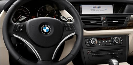 bmw x1 india interior picture