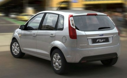 ford figo petrol and diesel