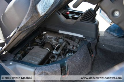 maruti eeco engine pic