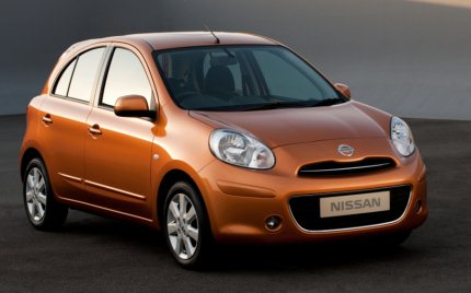 nissan micra launch in india by may 2010