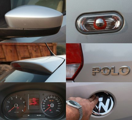 volkswagen polo features and goodies picture