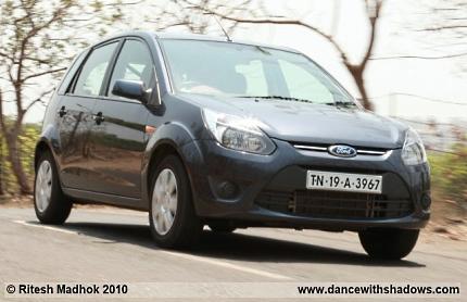 Ford Figo petrol photo