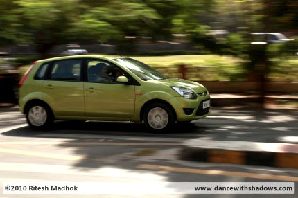 ford figo photo and road test