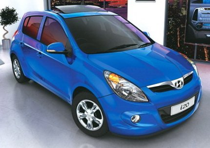 hyundai i20 era and sport photos