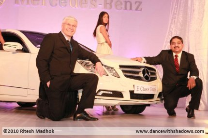 mercedes benz e350 coupe launched photo
