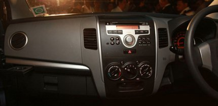 new wagonr launch interior photo