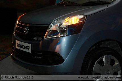 new k-series-wagonr launch photo