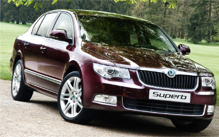 skoda superb 1.8 tsi photo