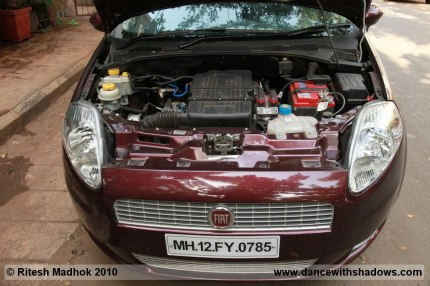 fiat punto petrol engine