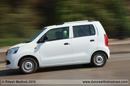 All New Maruti Suzuki Wagonr Road Test