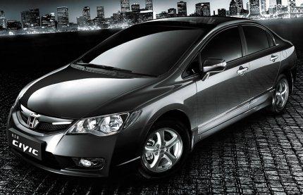 Photo: New Honda Civic SMT