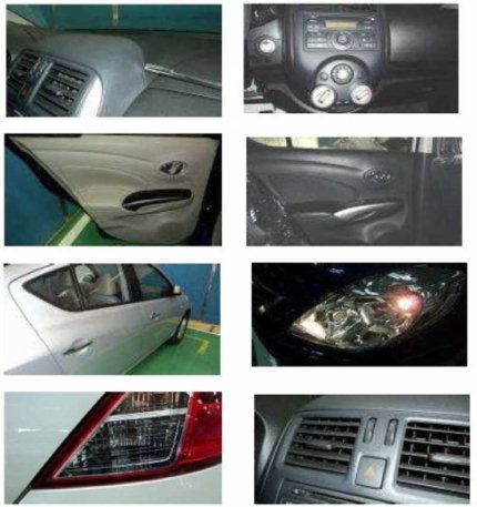 nissan sunny spy photos