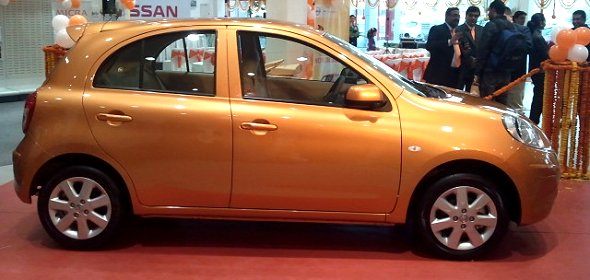 Nissan launches Micra diesel 1.5dCI priced at Rs. 5.58 lakh to Rs ...