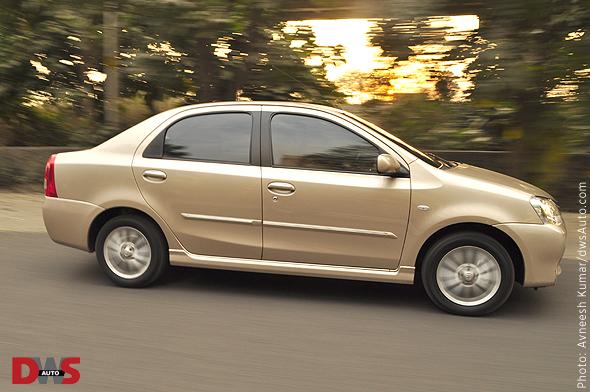 Toyota Etios Review