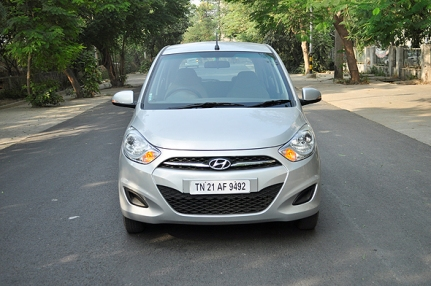 hyundai i10 road test photo 3