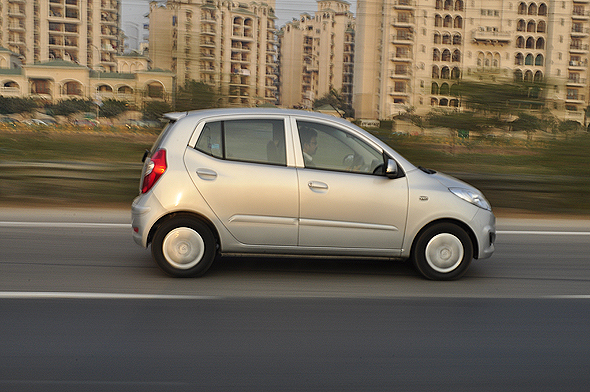 Hyundai I10 Blue Drive Lpg Launched Price And Details
