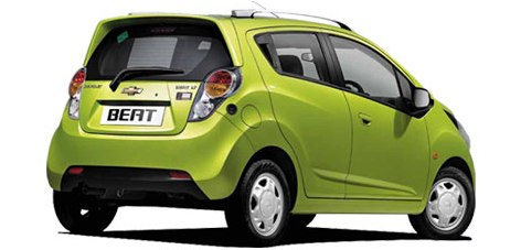 chevrolet beat lpg photo