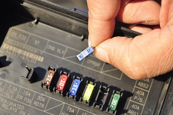 Replacing A Fuse Box In A Car : Car fuse box connections get free image about wiring