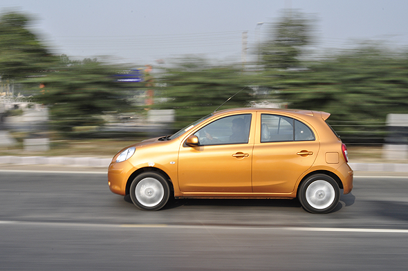 nissan micra profile photo gallery
