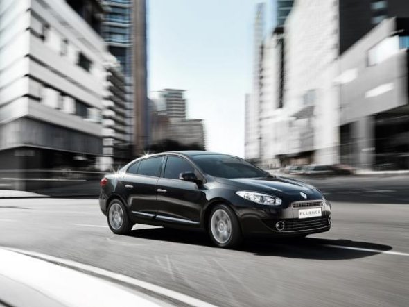 renault fluence photo 1