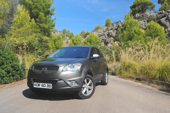 ssangyong korando photo 1