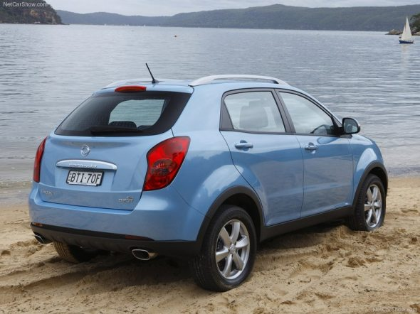 ssangyong korando photo 5