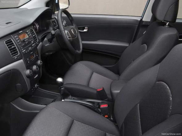 ssangyong korando photo 8