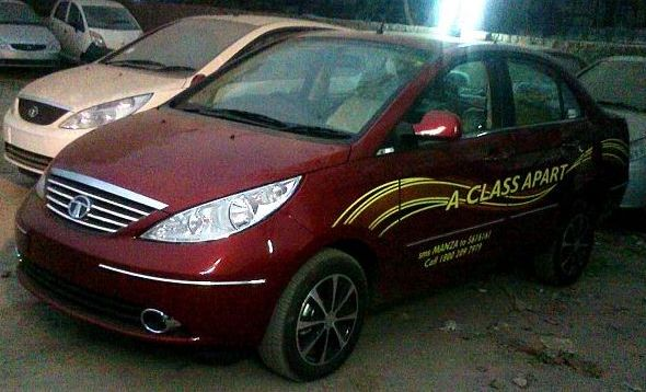 tata manza elan photo