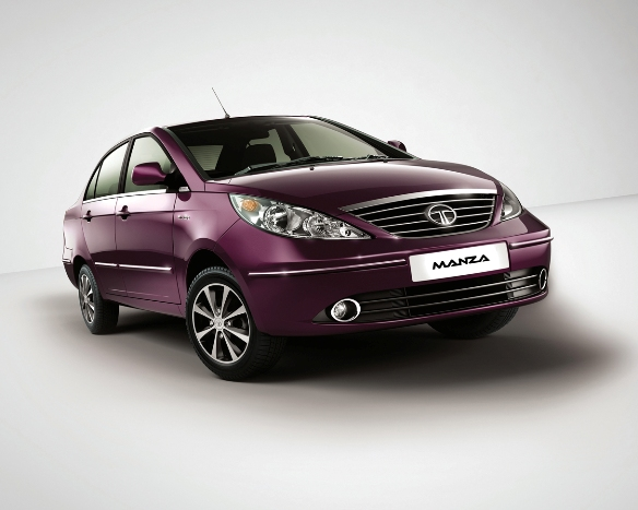 new tata manza photo